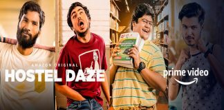 Hostel Daze Cast