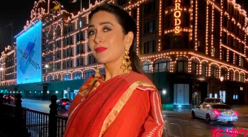 Karisma Kapoor Biography
