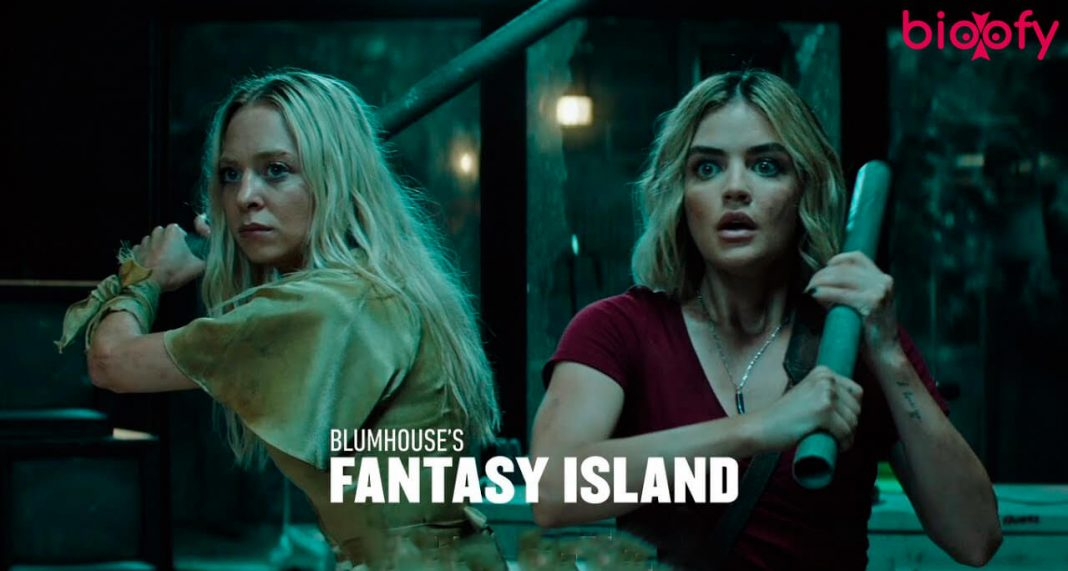 Fantasy Island Web Series Cast