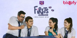 Firsts web series