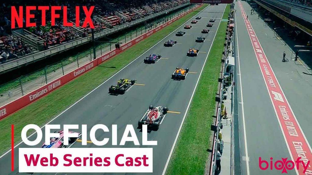 Formula 1 Drive To Survive Season 2 Cast