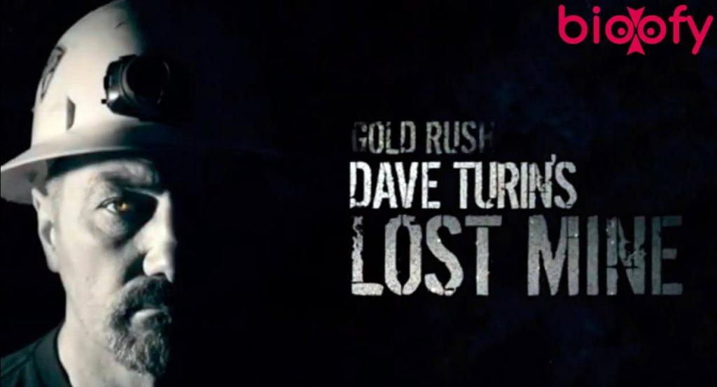 Gold Rush Dave Turins Lost Mine Season 2 cast