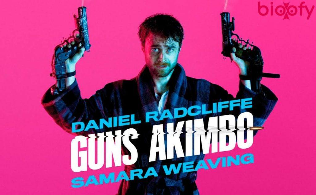 Guns Akimbo Web Series Cast