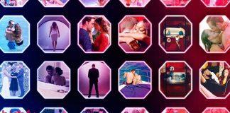 Love Is Blind TV series cast