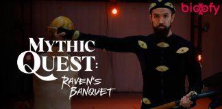 Mythic Quest Raven's Banquet cast