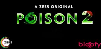 Poison 2 Web Series Cast