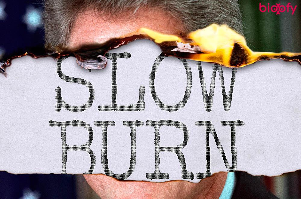 Slow Burn Cast