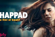 Thappad Movie Cast