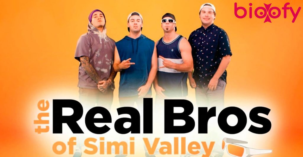 The Real Bros of Simi Valley Season 3 cast
