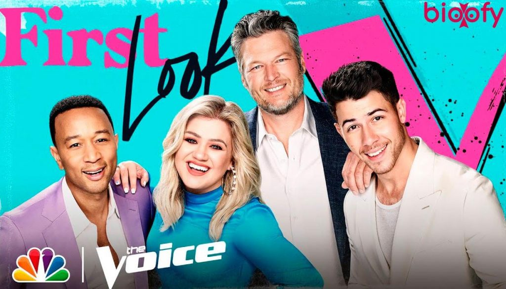 The Voice Season 18 cast