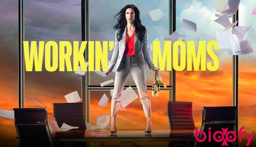 Workin Moms Season 4 cast