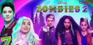 Zombies 2 Web Series Cast