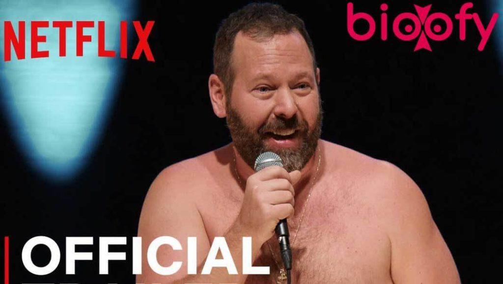 Bert Kreischer Hey Big Boy Cast