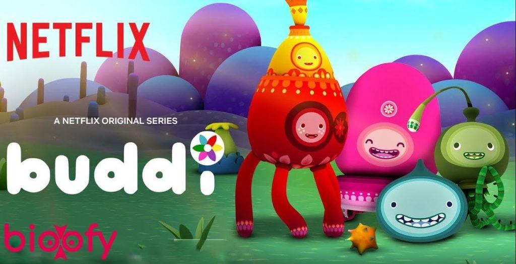 Buddi TV Series cast