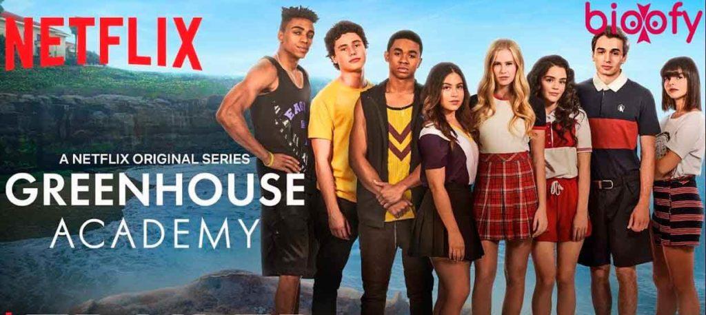 Greenhouse Academy Season 4 Cast