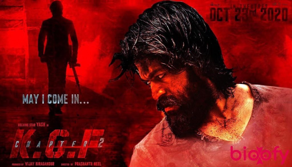 KGF Chapter 2 Movie Cast