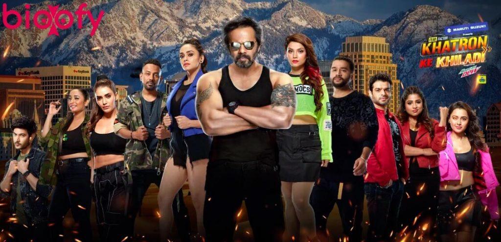 Khatron Ke Khiladi season 10 cast