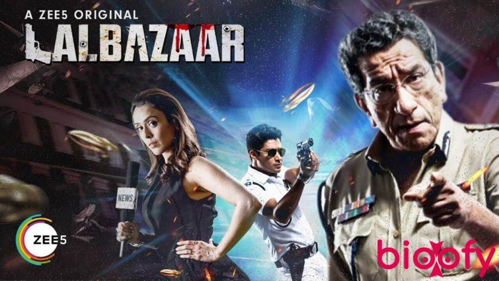 Lalbazaar Web Series Cast