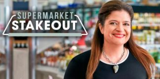 Supermarket Stakeout TV Series