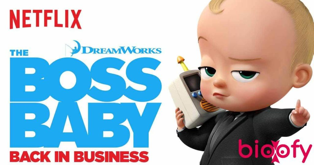 The Boss Baby Back in Business 3