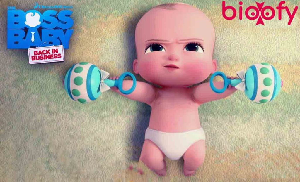 The Boss Baby Back in Business Season 3 Cast