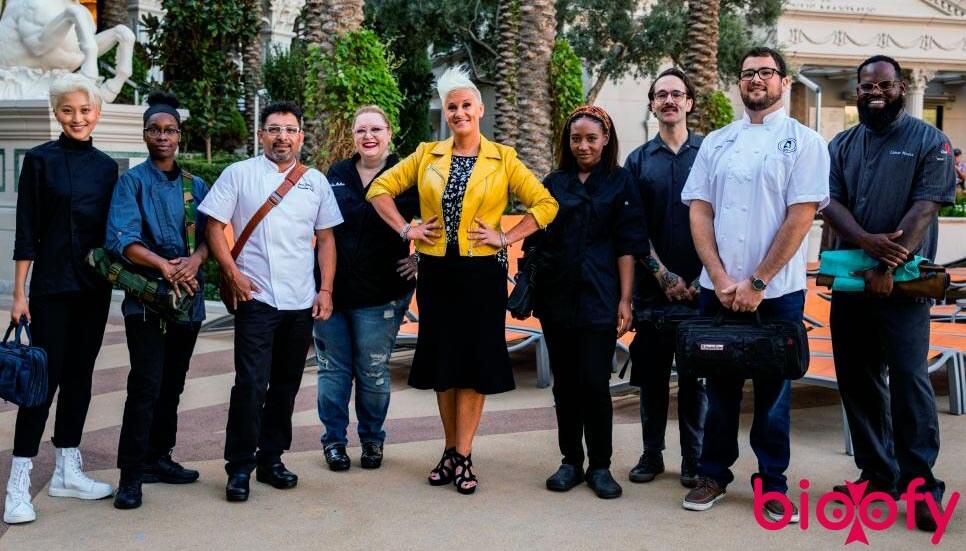 Vegas Chef Prizefight