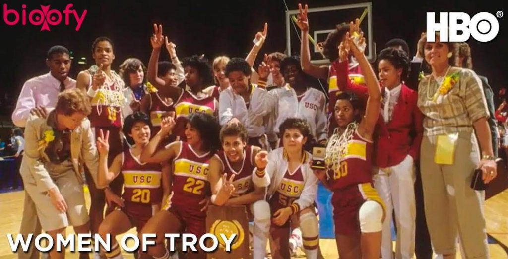 Women of Troy Web Series Cast