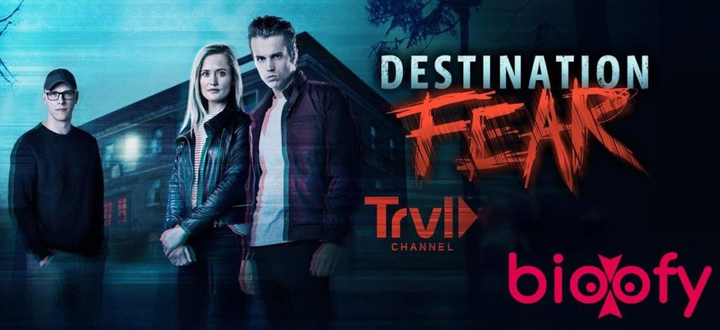 Destination Fear Season 2 cast