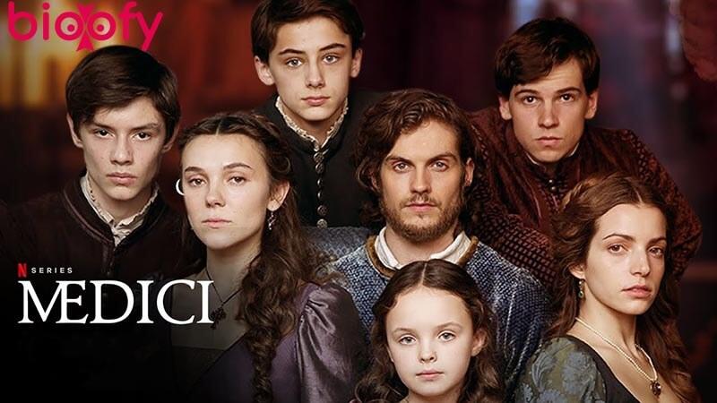 Medici Season 3 cast