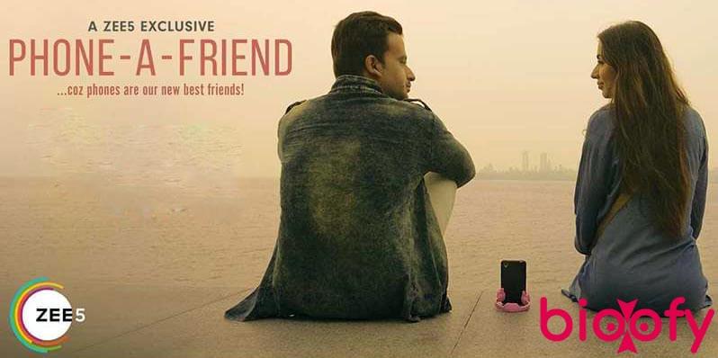 Phone A Friend Web Series Cast