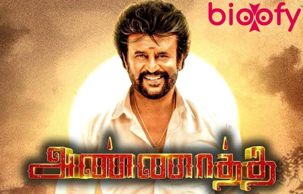 Annaatthe Tamil Movie