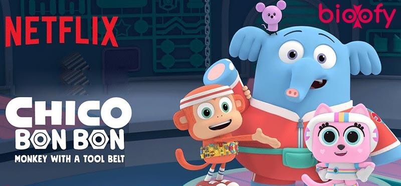 Chico Bon Bon Monkey with a Tool Belt