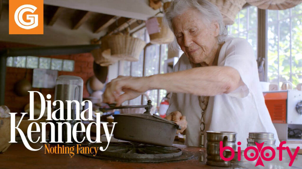 Diana Kennedy Nothing Fancy Cast