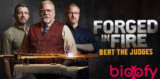 Forged in Fire Beat the Judges