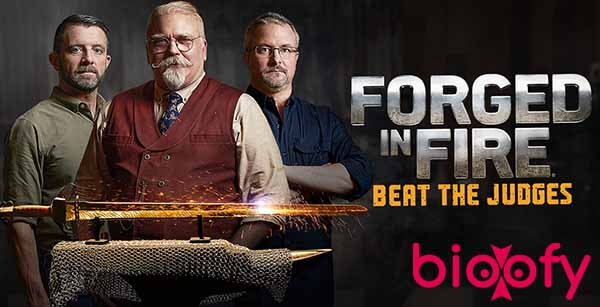 Forged in Fire Beat the Judges Cast