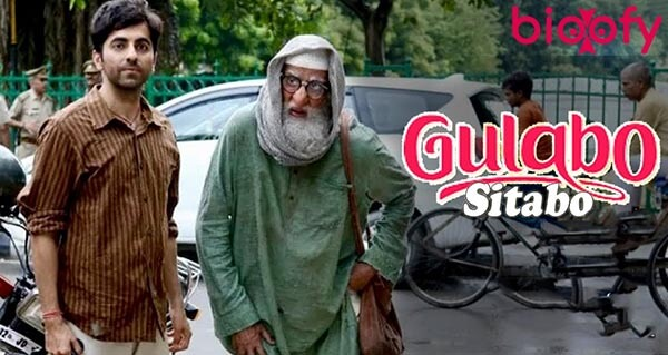 Gulabo Sitabo Movie