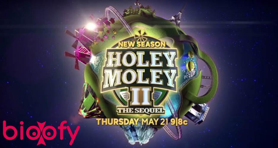 Holey Moley Season 2 Cast