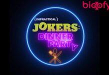 Impractical Jokers Dinner Party