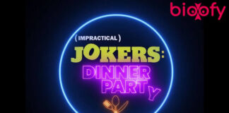 Impractical Jokers Dinner Party