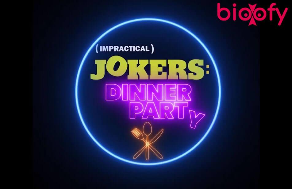 Impractical Jokers Dinner Party Cast