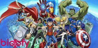 Marvel's Future Avengers Season 2