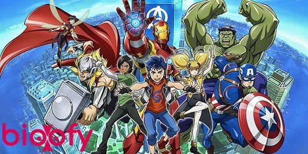 Marvels Future Avengers Season 2 Cast