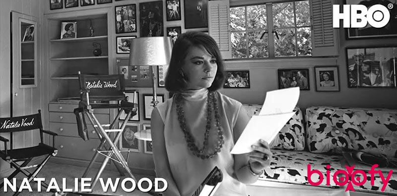 Natalie Wood What Remains Behind Cast