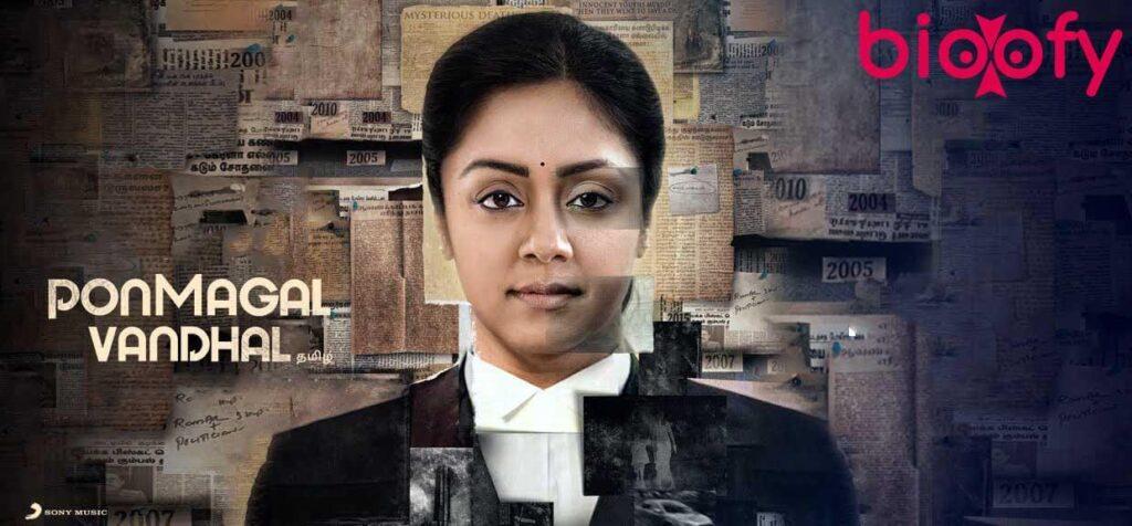 Ponmagal Vandhal Web Series Cast