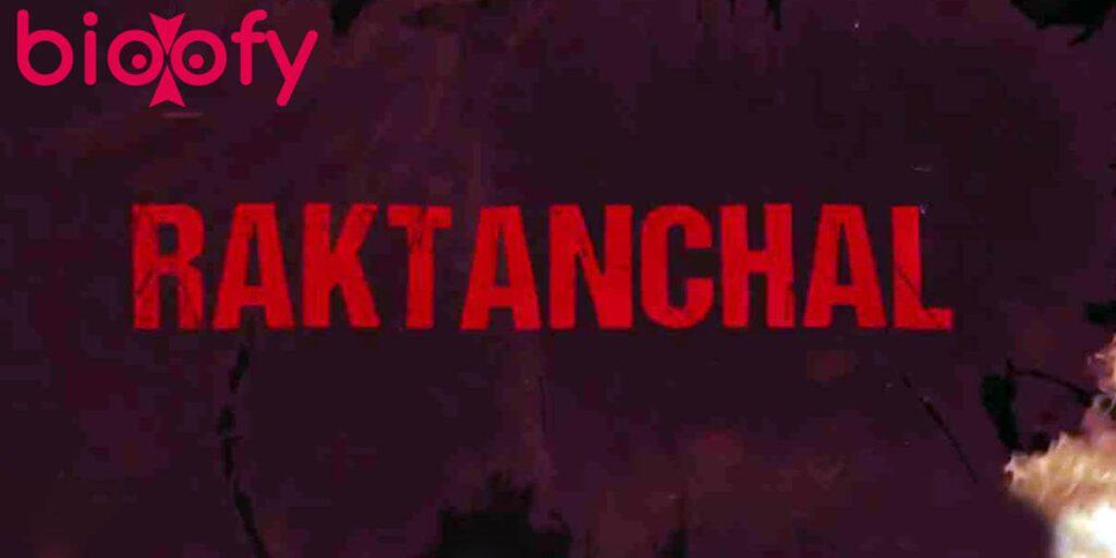 Raktanchal Web Series Cast