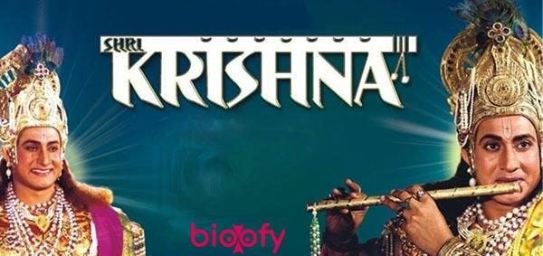 Shri Krishna TV Serial Cast