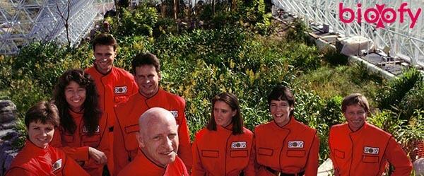 Spaceship Earth Web Series Cast