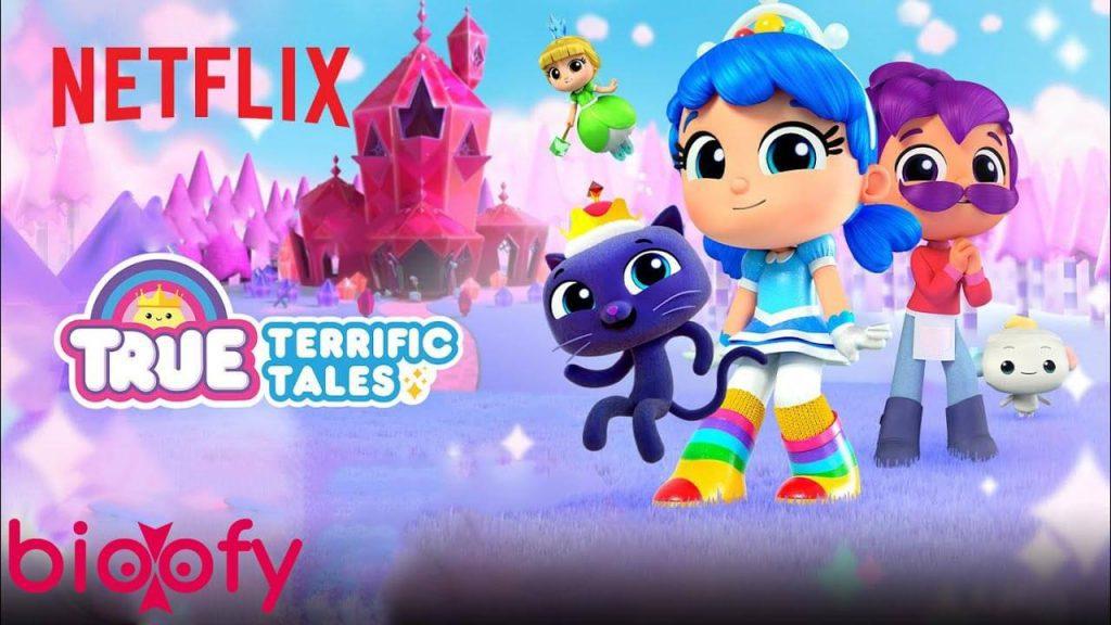 True Terrific Tales TV Series Cast