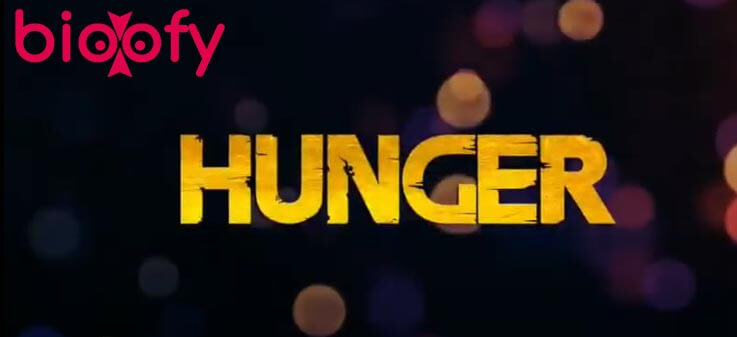 hunger Web Series Cast