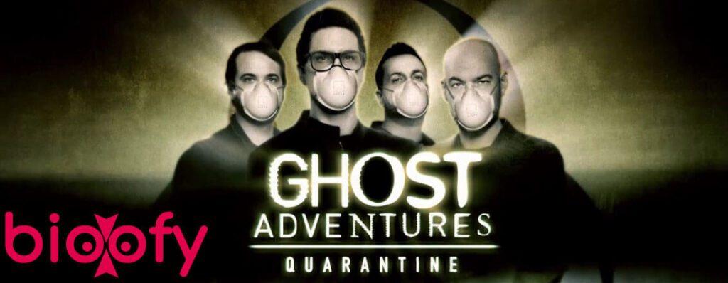 Ghost Adventures Quarantine Cast